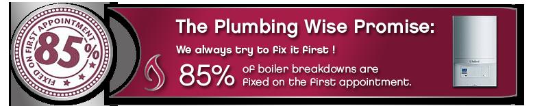 Boiler Repair Promise