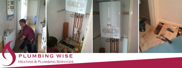 Central Heating Installers North London