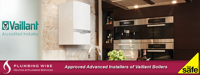 Vaillant boiler installers North London