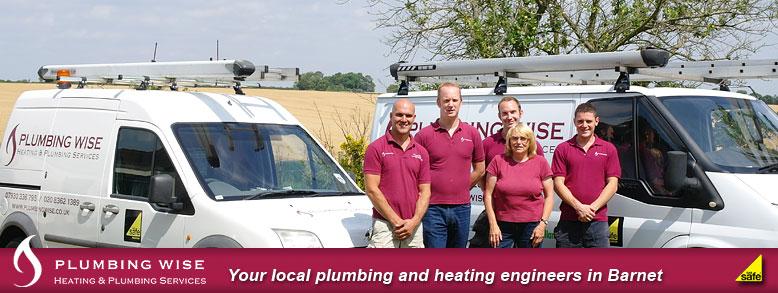 Boiler and heating engineers in Barnet