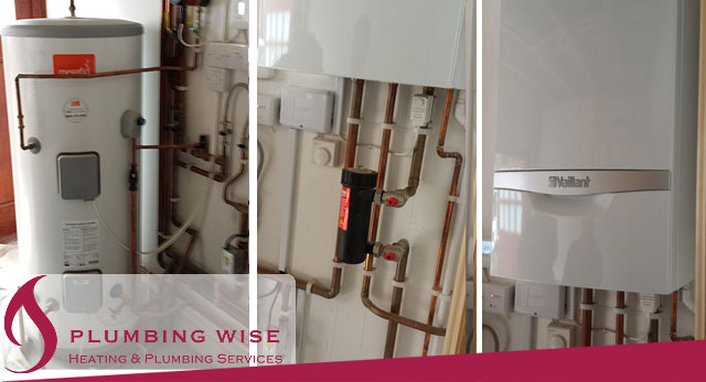 New Boiler Installation Edgware | Central Heating | Plumbing Wise ...