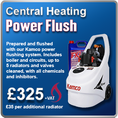Power Flush Power Flushing Central Heating In North London