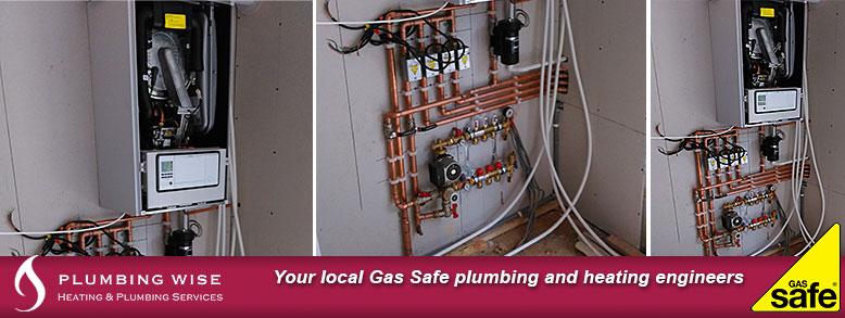 Boiler, Underfloor & Central Heating Islington | Plumbing Wise ...