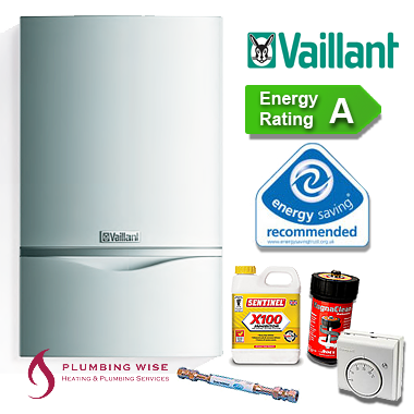 Vaillant boiler installation package deal