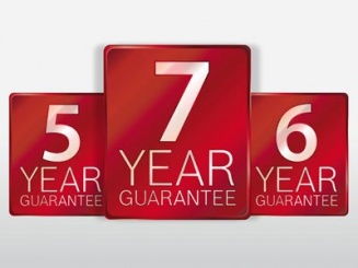 Worcester Bosch 7-year guarantees image