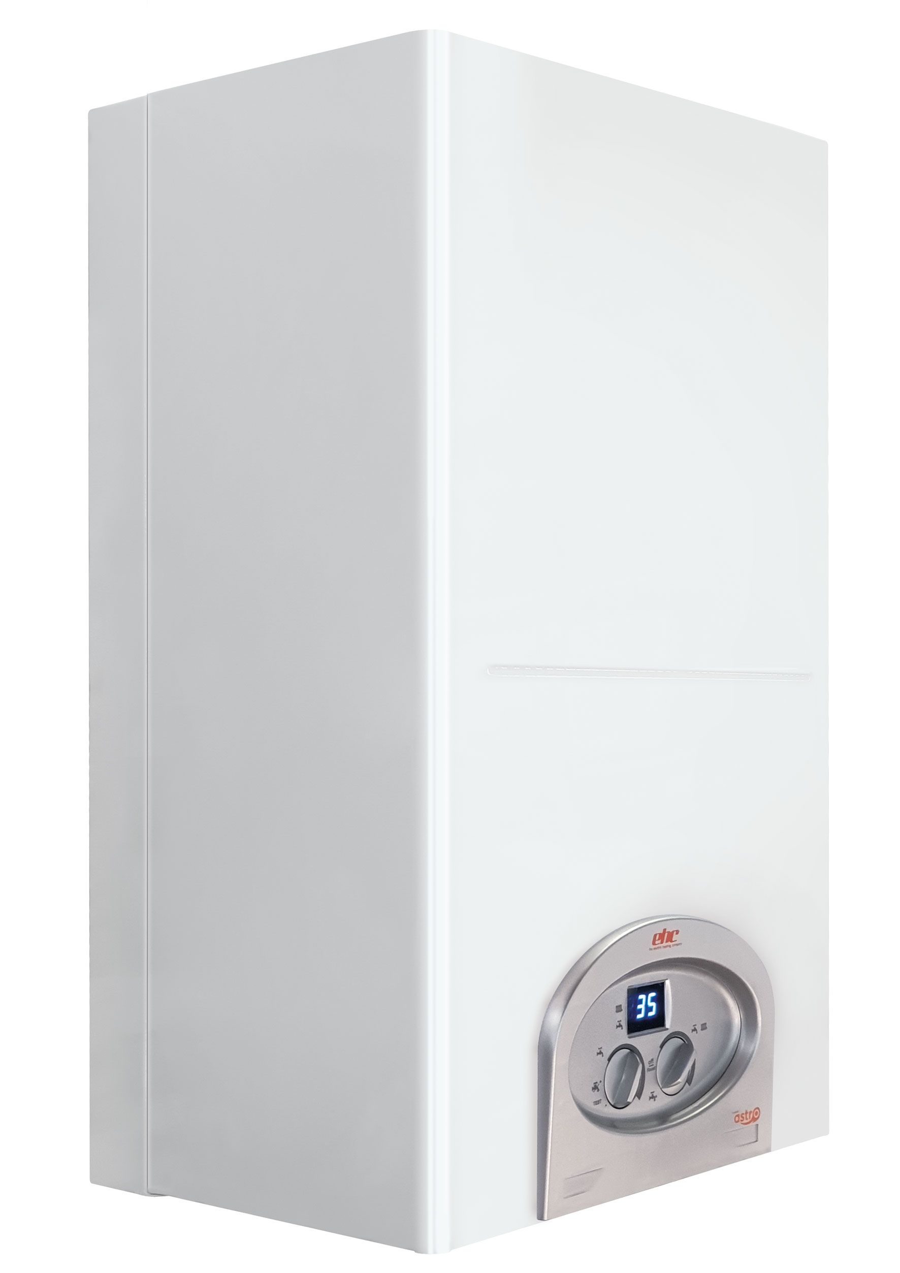 Plumbing Wise - EHC Electric Heating Company - Fusion Astro Combi boiler